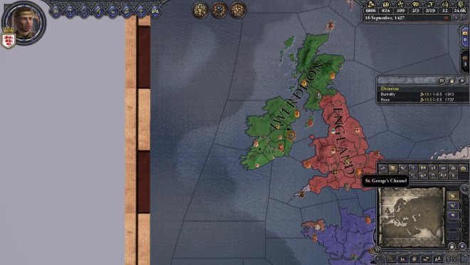 Freedom for Munster